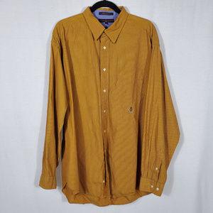 Tommy Hilfiger Striped Button Down•Size XL•